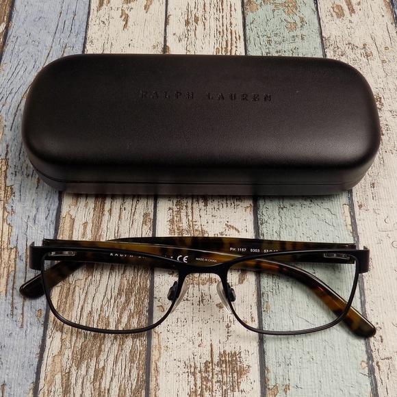 Ph1157 Men's Eyeglasses Ralph Dil336 Lauren WH2YED9I